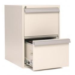 SV 21 classeur vertical ignifuge 2 tiroirs 1 heure.