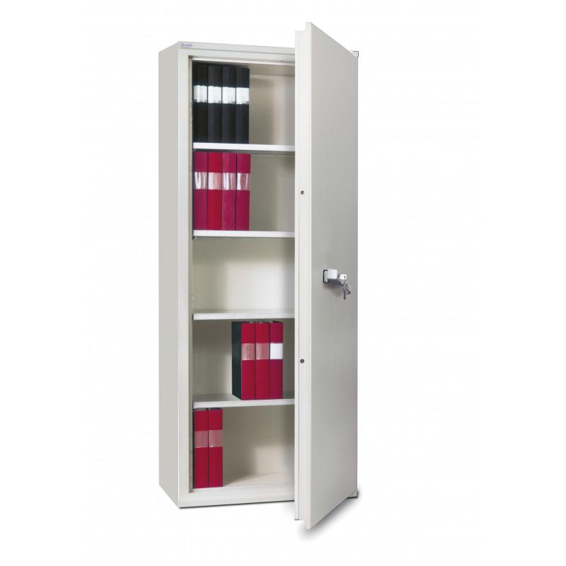 armoire ignifuge papier haute 1 porte. Black Bedroom Furniture Sets. Home Design Ideas