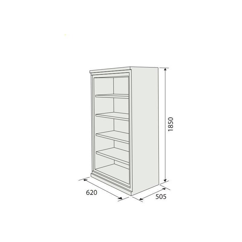 armoire a papier affordable tiroirs ignifuges bloc. Black Bedroom Furniture Sets. Home Design Ideas