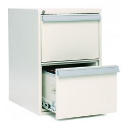 SV 20 classeur vertical ignifuge 2 tiroirs 1 heure profondeur faible